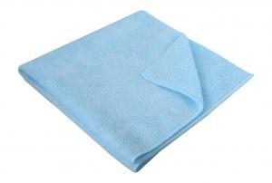 Microfibre Cloth Thick 40 x 40cm Blue