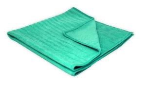 Microfibre Cloth Thick 40 x 40cm Green