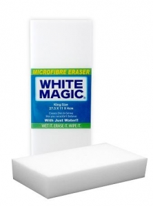White Magic Eraser King 28 x 11 x 4cm - Click for more info
