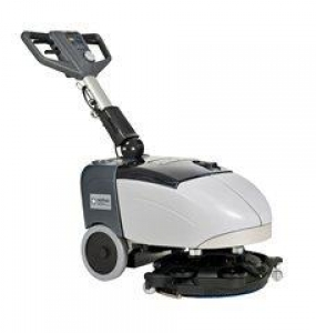 Nilfisk SC351 Battery Operated Scrubber - Click for more info
