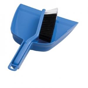 Oates Dustpan & Brushware Blue - Click for more info
