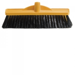 Oates Medium Stiff Broom Head 35cm - Click for more info
