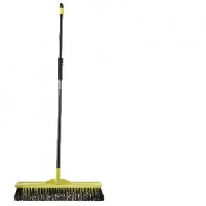 Oates Medium Stiff Tradesman Broom 45cm - Click for more info