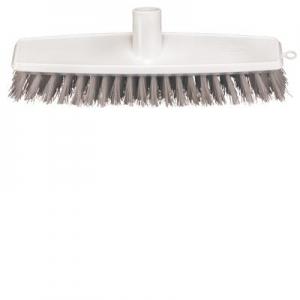 Oates Floor Scrub Broom Head Wht 30cm - Click for more info