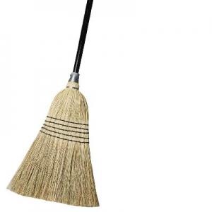 Oates Millet Blend Broom 5 Tie