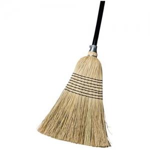 Oates Millet Blend Broom 8 Tie
