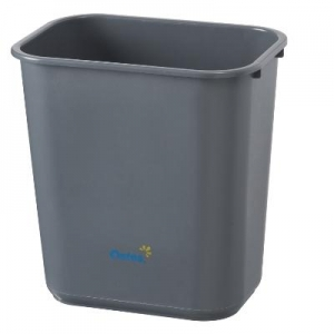 Office Bin / Kitchen Bin Grey 28L - Click for more info