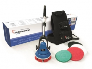 Oates Motor Scrubber Starter Kit - Click for more info