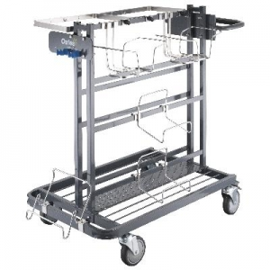 Oates Flat Mop Trolley - Click for more info
