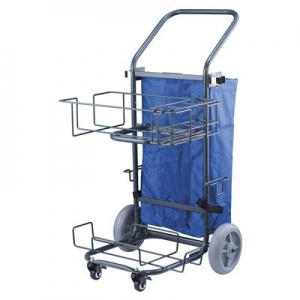 Oates Compact Flat Mop Trolley MK11 - Click for more info