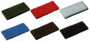 Oates Eager Beaver Green Scourer 23x15cm - Click for more info