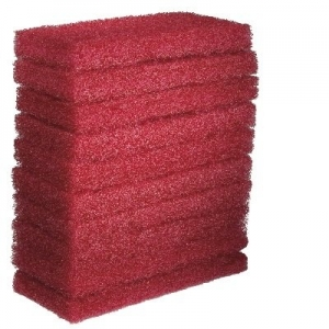 Oates Eager Beaver Red Scourer 23x15cm - Click for more info