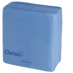 Oates Heavy Duty Wipes 20 Pack Blue - Click for more info