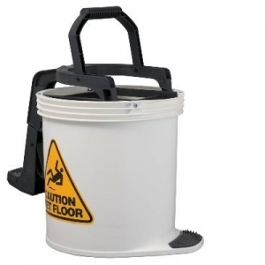 Oates Duraclean Mop Bucket 15L White - Click for more info