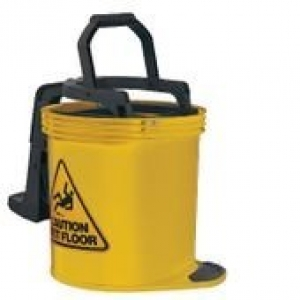 Oates Duraclean Mop Bucket 15L Yellow - Click for more info