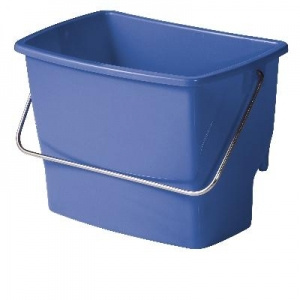 Oates Ezy Ergo Side Bucket 7L Blue - Click for more info