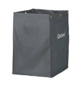Oates Scissor Trolley Bag Refill GREY - Click for more info