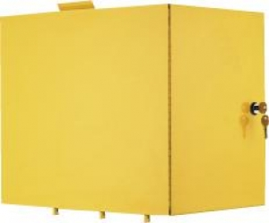Oates Lockable Cabinet Cleaners Trolley - Click for more info