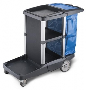 Oates Platinum Cleaners Trolley MK2 - Click for more info