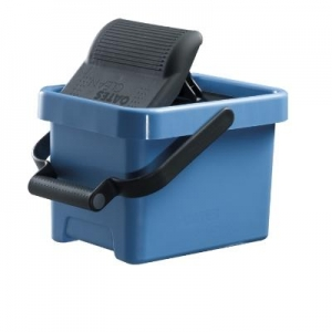 Oates AA Wringer Mop Bucket 9L Blue - Click for more info