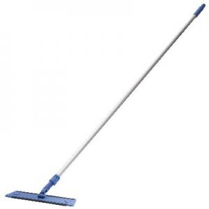 Oates Flat Mop Frame & Handle Blue 40cm