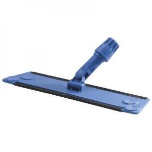 Oates Flat Mop FRAME ONLY Blue 40cm