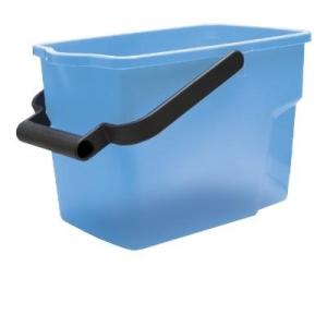 Oates Squeeze Mop Bucket Blue
