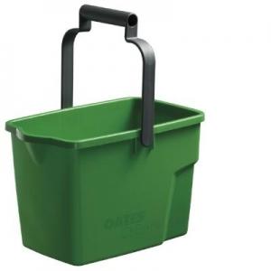 Oates Squeeze Mop Bucket Green