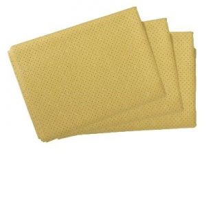 Oates Chamois Perforated Single 55x54cm - Click for more info