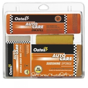 Oates Car Care Boot Kit - Click for more info