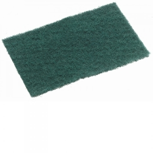 Oates Scourer Pad Green 15x10cm