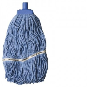 Duraclean Hospital Launder Round Mop Blu - Click for more info