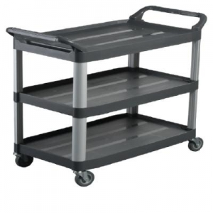 Oates Utility Cart - Charcoal - Click for more info