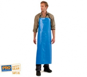 PRO CHOICE AF1B Apron Blue - Click for more info