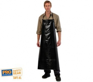 PRO CHOICE AF1BK Apron Black - Click for more info