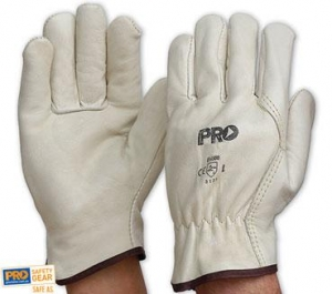 Riggamate Cow Grain Premium Glove Large - Click for more info