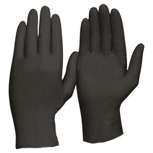 GLOVE Pro Choice Black Nitrile Large