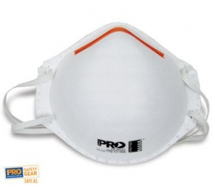 Pro Choice Dust Masks Box 20 P1 - Click for more info