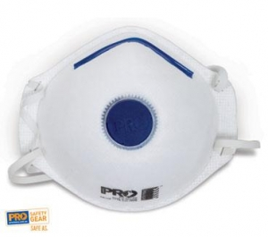 Dust Mask Box of 12 PC321 - Click for more info