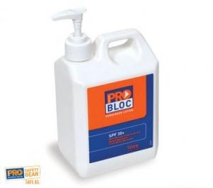 Sunscreen 1L Bulk Pro Choice