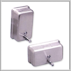 Stainless Steel Soap Dispenser - Click for more info