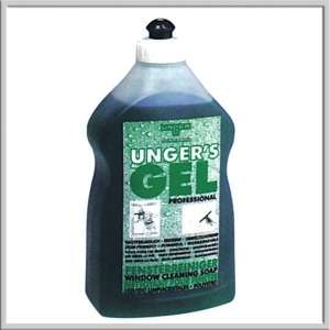 Unger Window Cleaning Gel 500ml - Click for more info