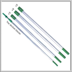 Unger Add on Telescopic Pole System 4M - Click for more info