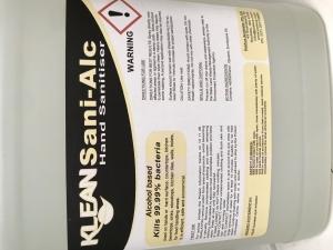 Sanitizer Enviro Al 5L - Click for more info