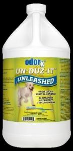 Odor X Un-Duz-It Unleashed 3.79L