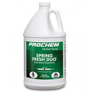 Prochem Fluorosil Spring Fresh Duo 3.78L - Click for more info