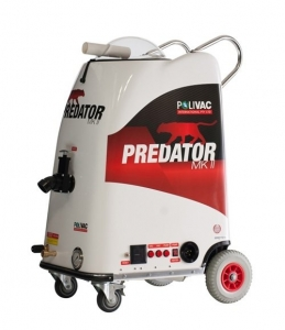 Polivac Predator MKII Carpet Extractor - Click for more info