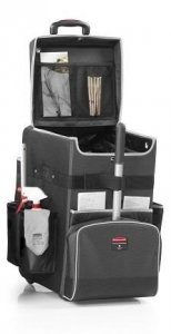 Rubbermaid Quick Cart Suitcase 1902465 - Click for more info