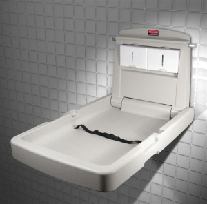 Baby Change Station Wall Mounted Verticl - Click for more info