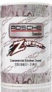 Rosche Kitchen Towel 2 Ply 220 Sheets - Click for more info